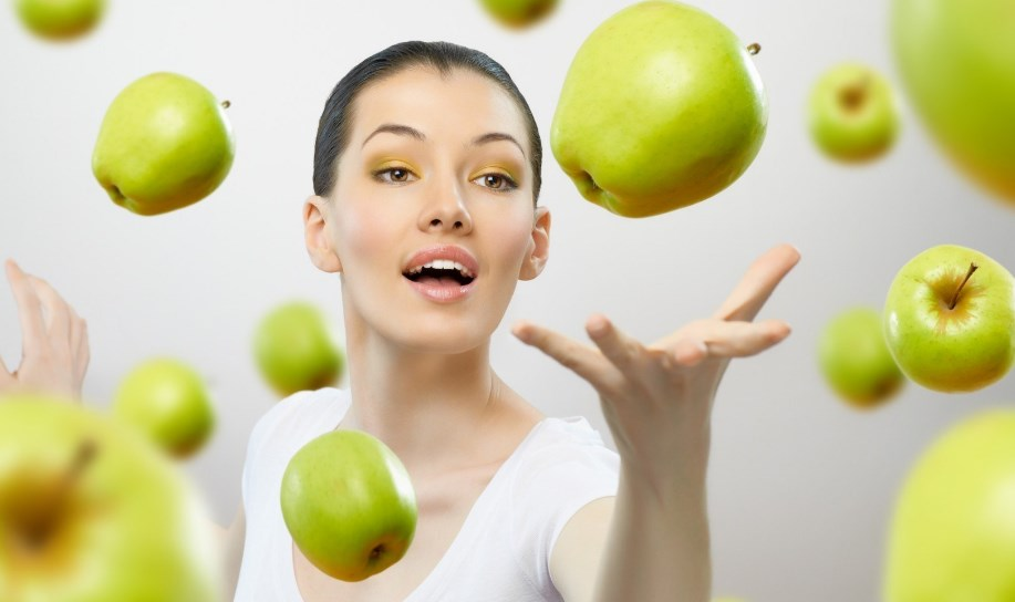 Яблочно-кефирная диета на 7 дней