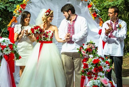 В каком стиле провести свадьбу
