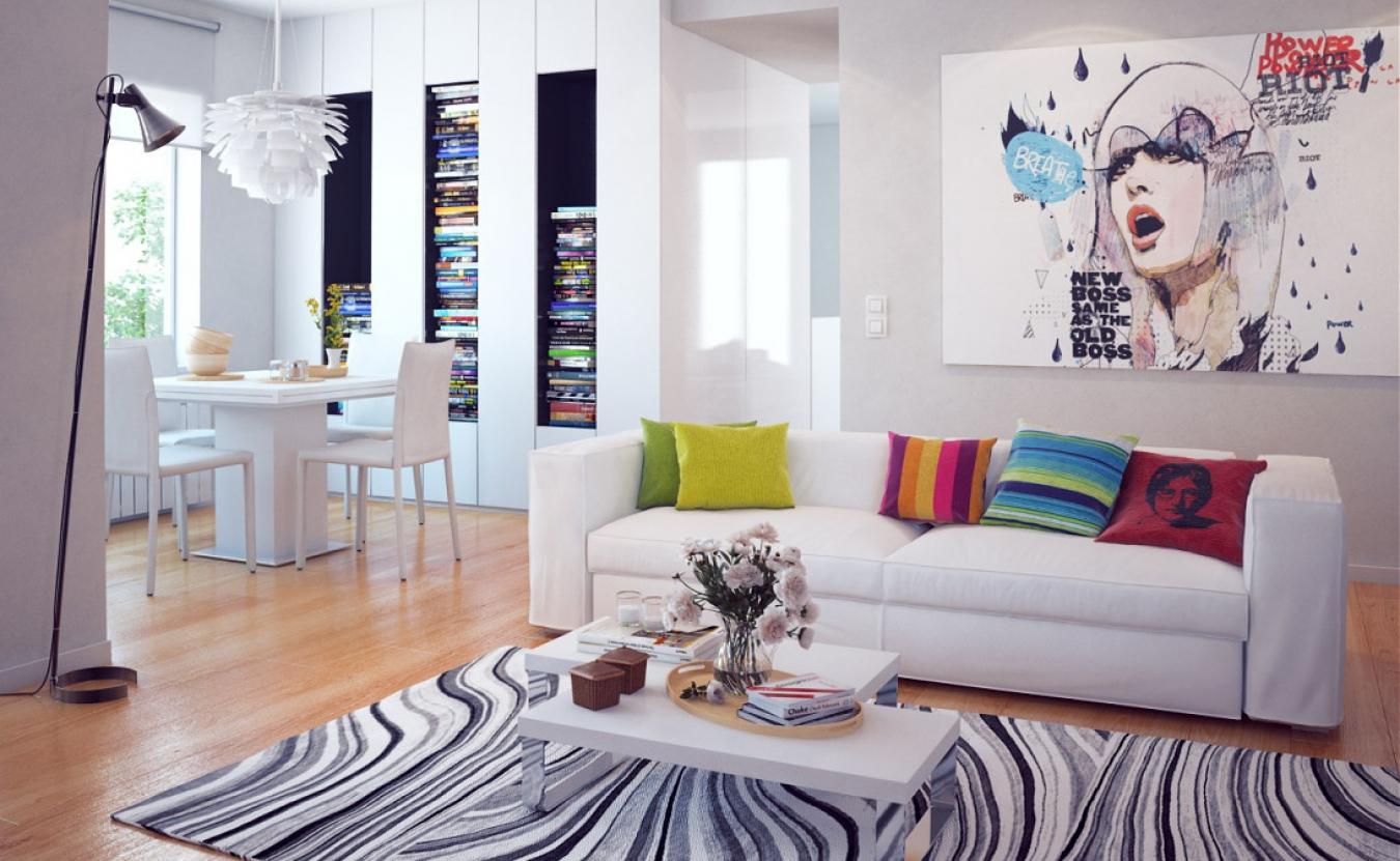 Как бюджетно оживить квартиру? Лучшие идеи по усовершенствованию жилища