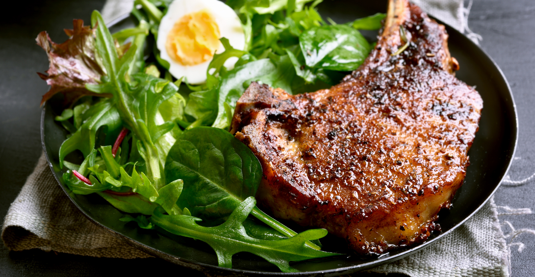 Рецепт классического стейка со свинины. Варианты приготовления маринада для мяса