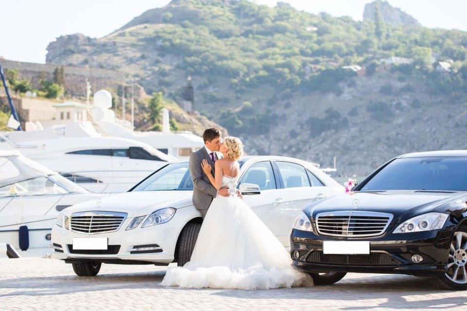 Шикарная машина для вашей свадьбы