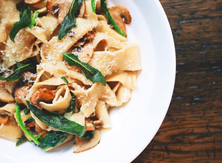 Лучшие рецепты осенних салатов