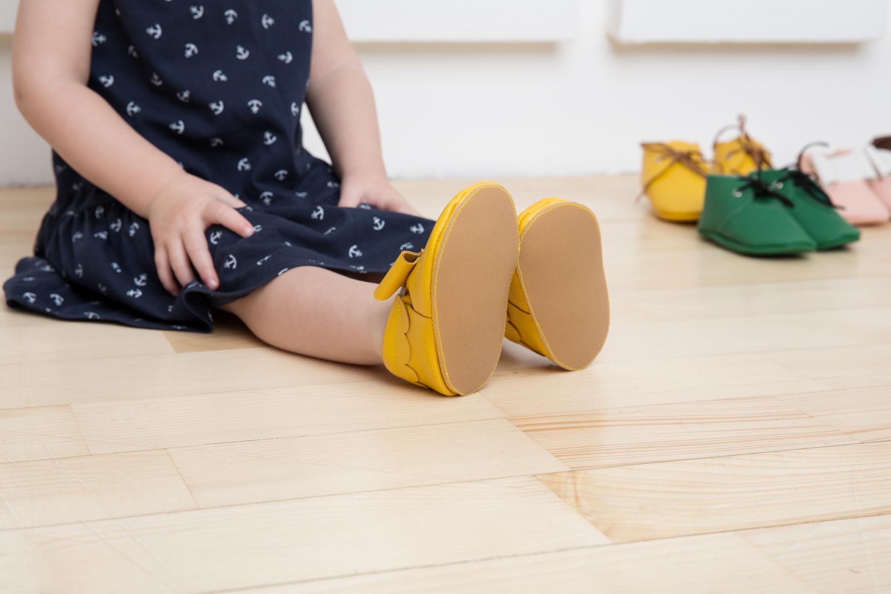 Как выбрать лучшую детскую обувь для ребенка