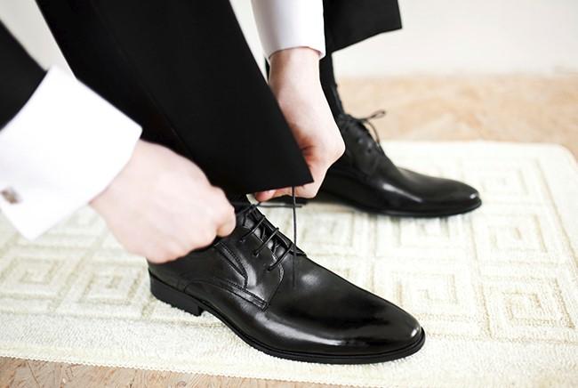 Модная свадебная обувь для жениха