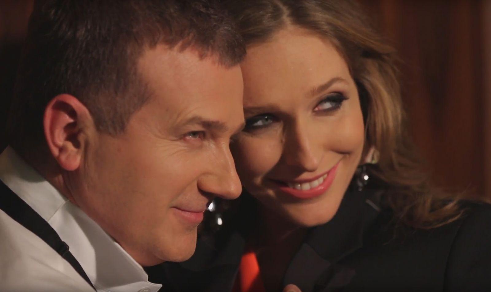 Екатерина Осадчая и Юрий Горбунов вместе прошлись по магазинам