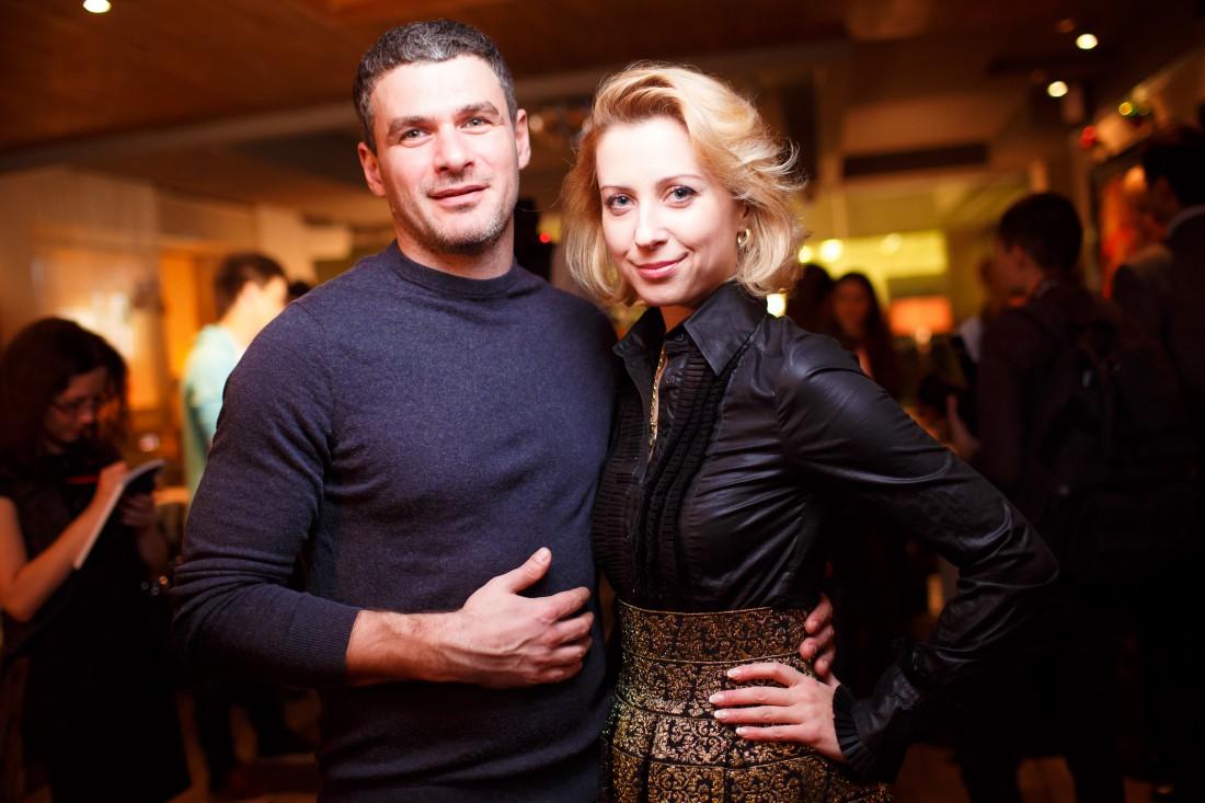Тоня Матвиенко опубликовала фото с прогулки с мужем