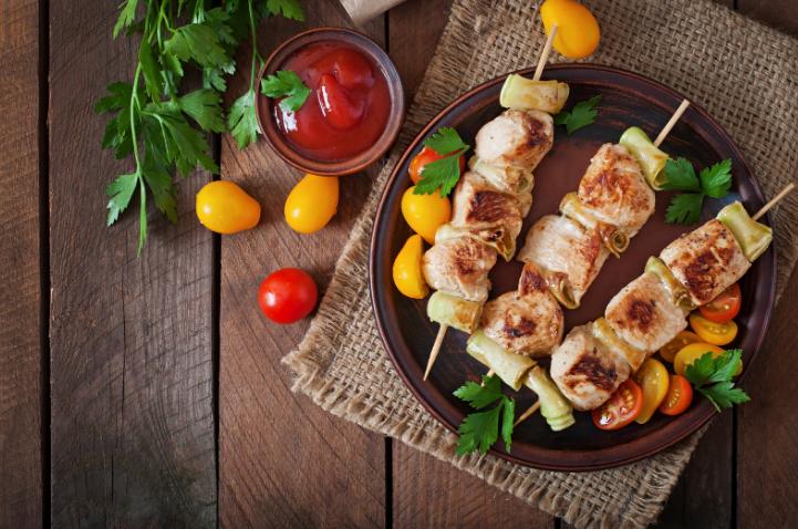 Рецепты приготовления шашлыка из свинины с уксусом