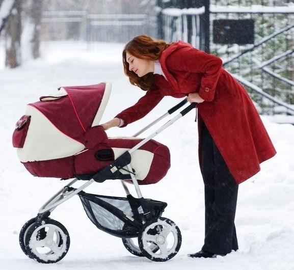 Как выбрать зимнюю коляску