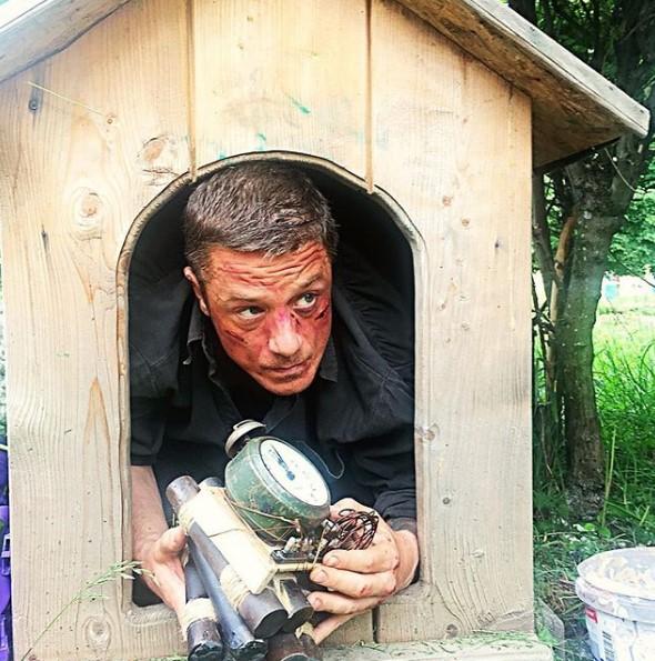 фото прибитых людей юмор последствия ритуала