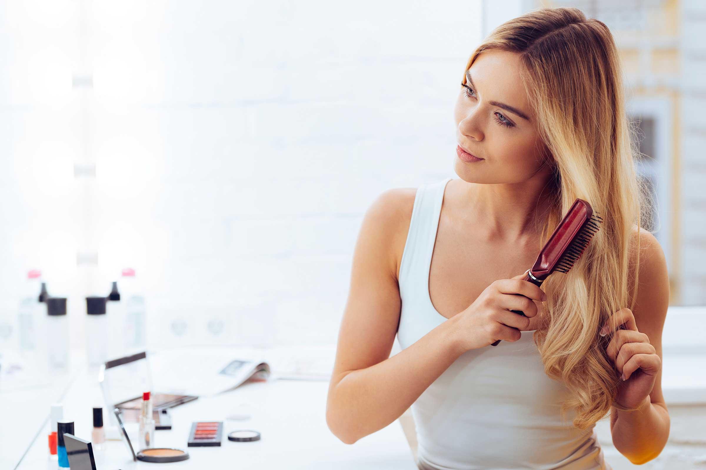 Бальзам для волос: что о нем нужно знать и как его правильно использовать?