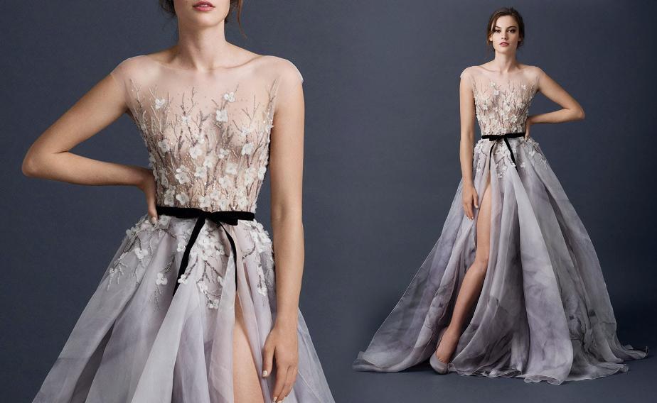 Модные платья на выпускной бал 2019, фото
