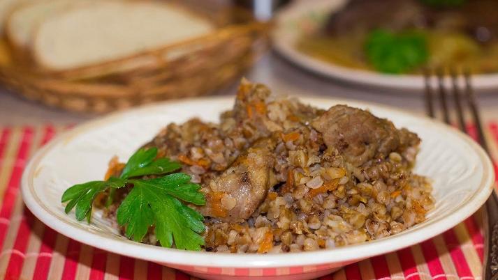 Рецепты приготовления вкусной и полезной гречневой каши с мясом