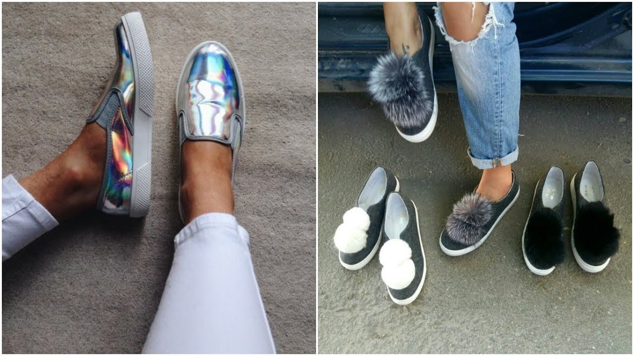 Модная женская обувь осень 2018