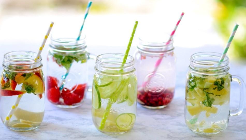 Лучшие рецепты напитков для очистки организма и похудения