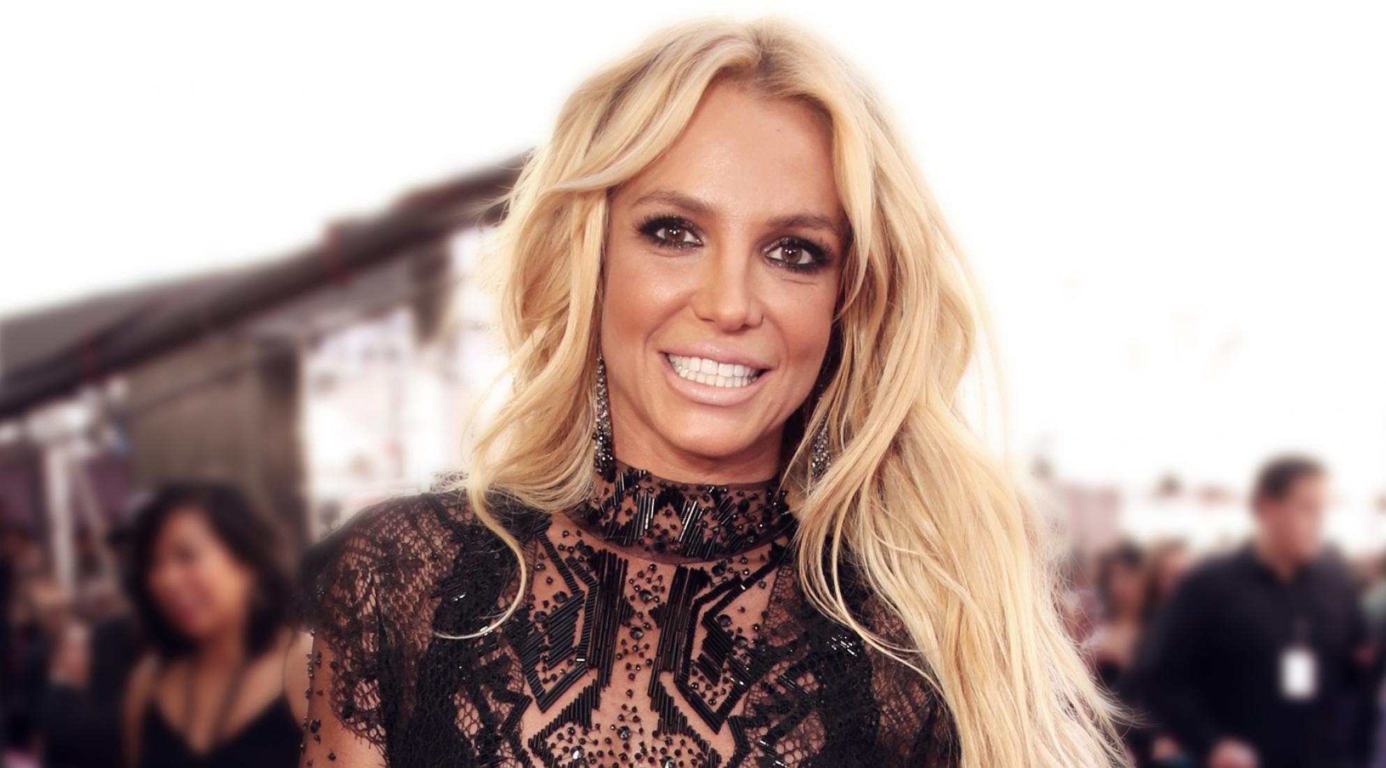 Бритни Спирс дала концерт в Radio Sity