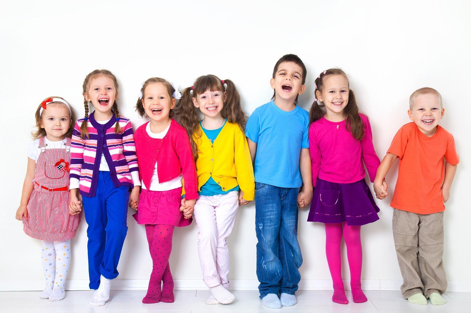 Красивое детство: детская одежда