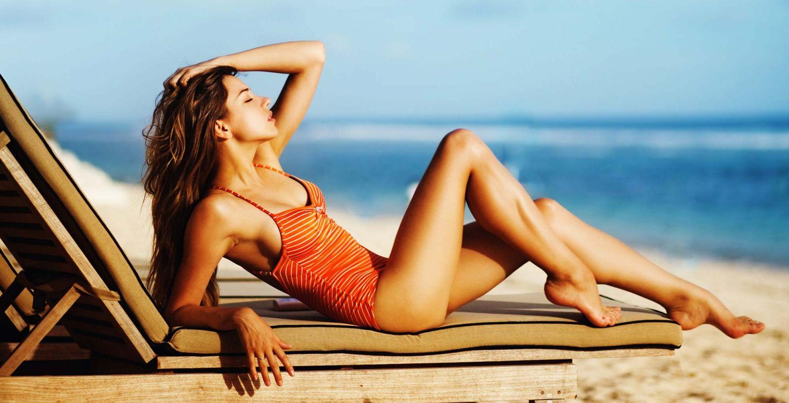Встречай лето: как подготовить кожу к загару?