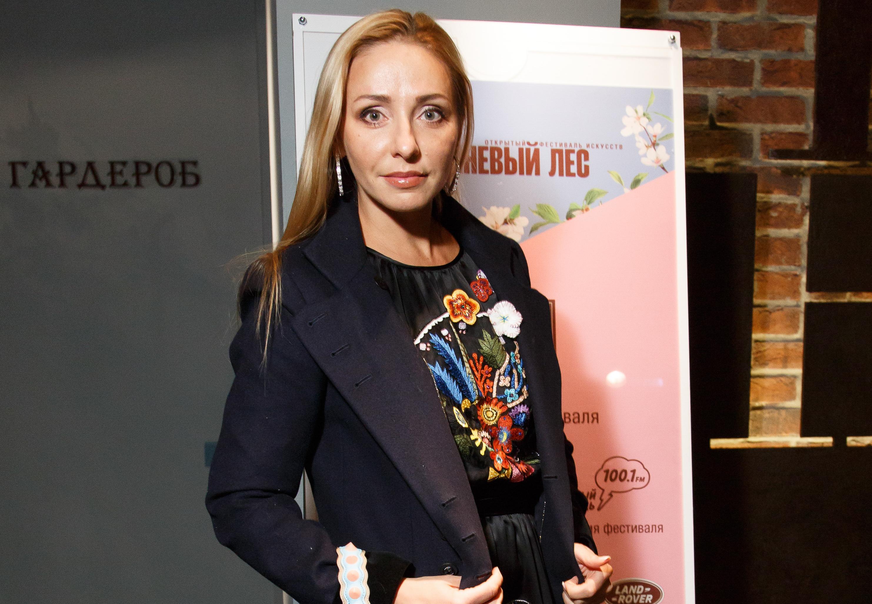 Татьяна Навка показала всю свою большую семью в Сочи
