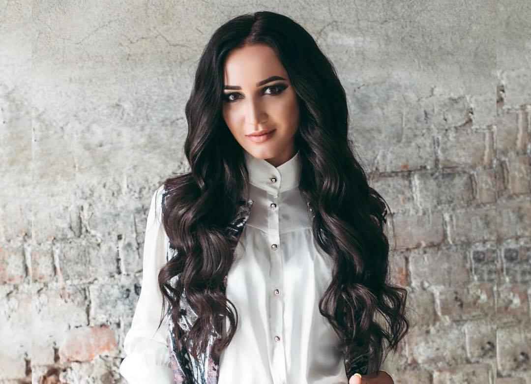 Ольга Бузова блистала в свадебном платье