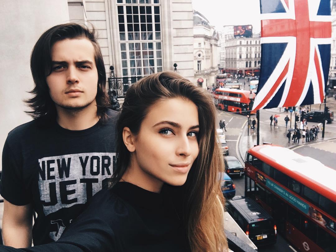 соня евдокименко и ее брат фото городских, ведомственных