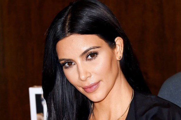 Ким Кардашьян оказалась в женской тюрьме