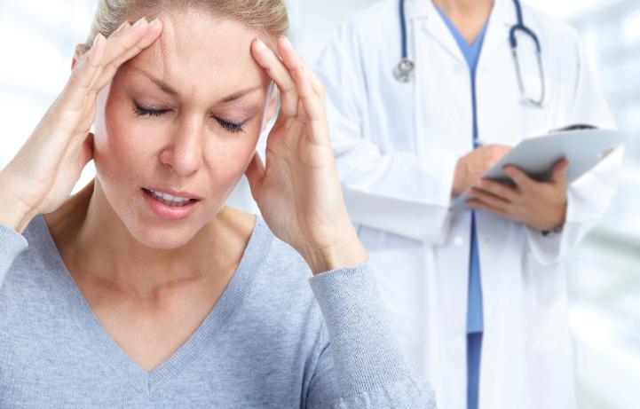 Как бороться с головной болью при перемене погодных условий?