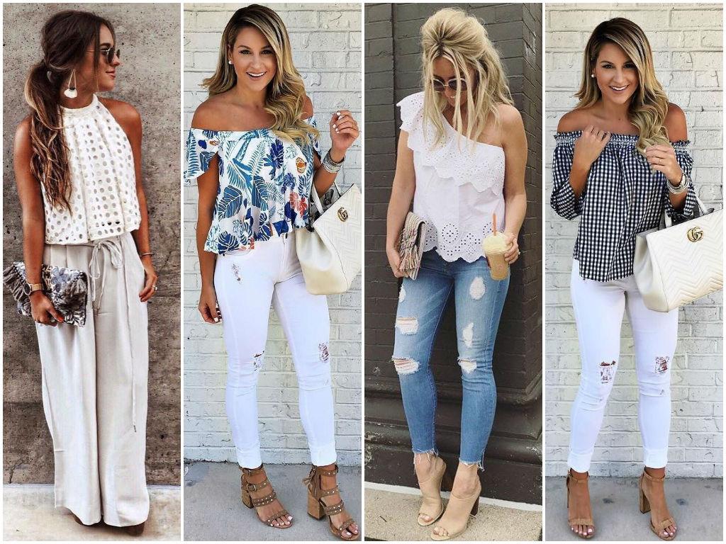 Летняя женская мода 2018 года