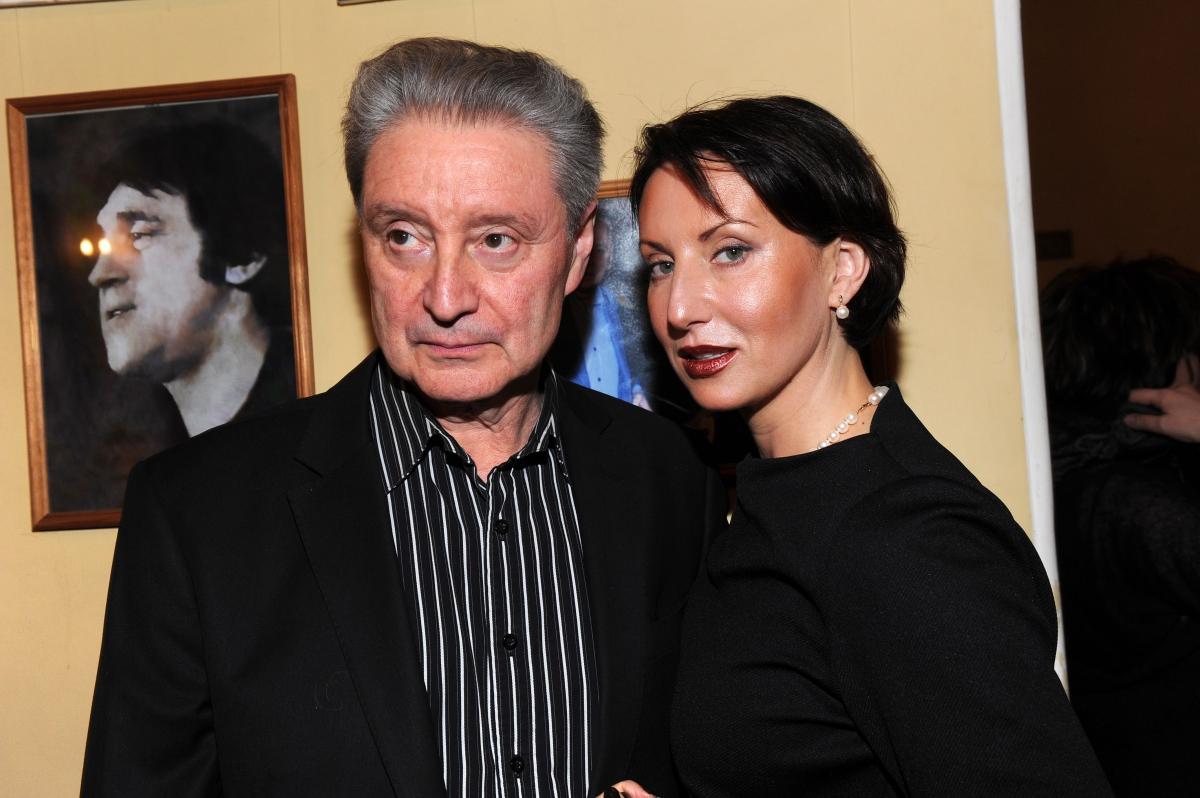 Алика Смехова поздравила отца с Днем Рождения