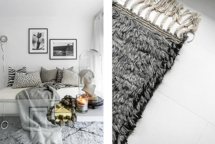 Роль домашнего текстиля в интерьере