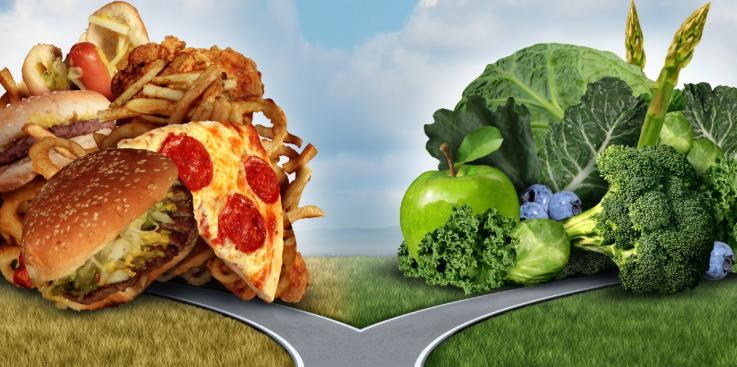 Наследственность способствует развитию ожирения у любителей жареной пищи