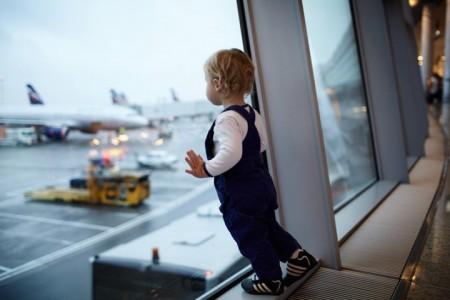 Чем занять ребенка при перелете
