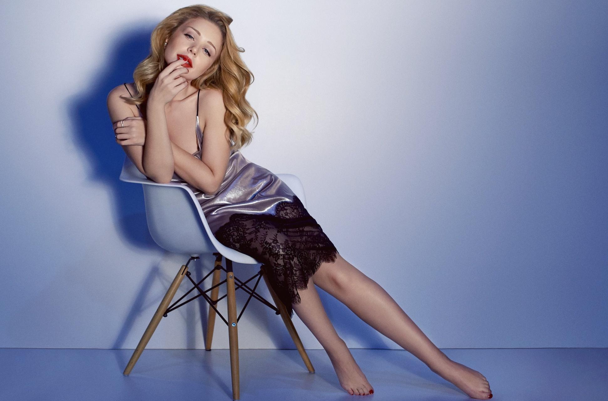 Тина Кароль: из блондинки в брюнетку