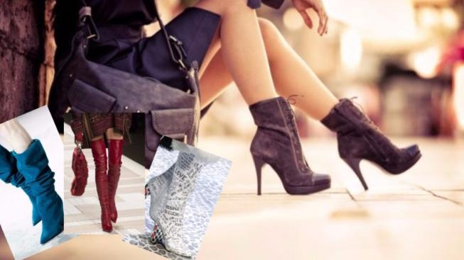 В ногу с трендами: модные женские ботинки из натуральной кожи