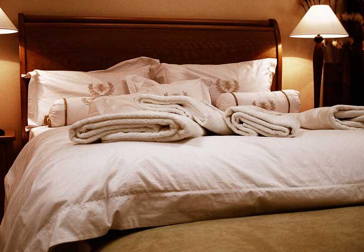 Сладких снов: выбираем ткань для постельного белья