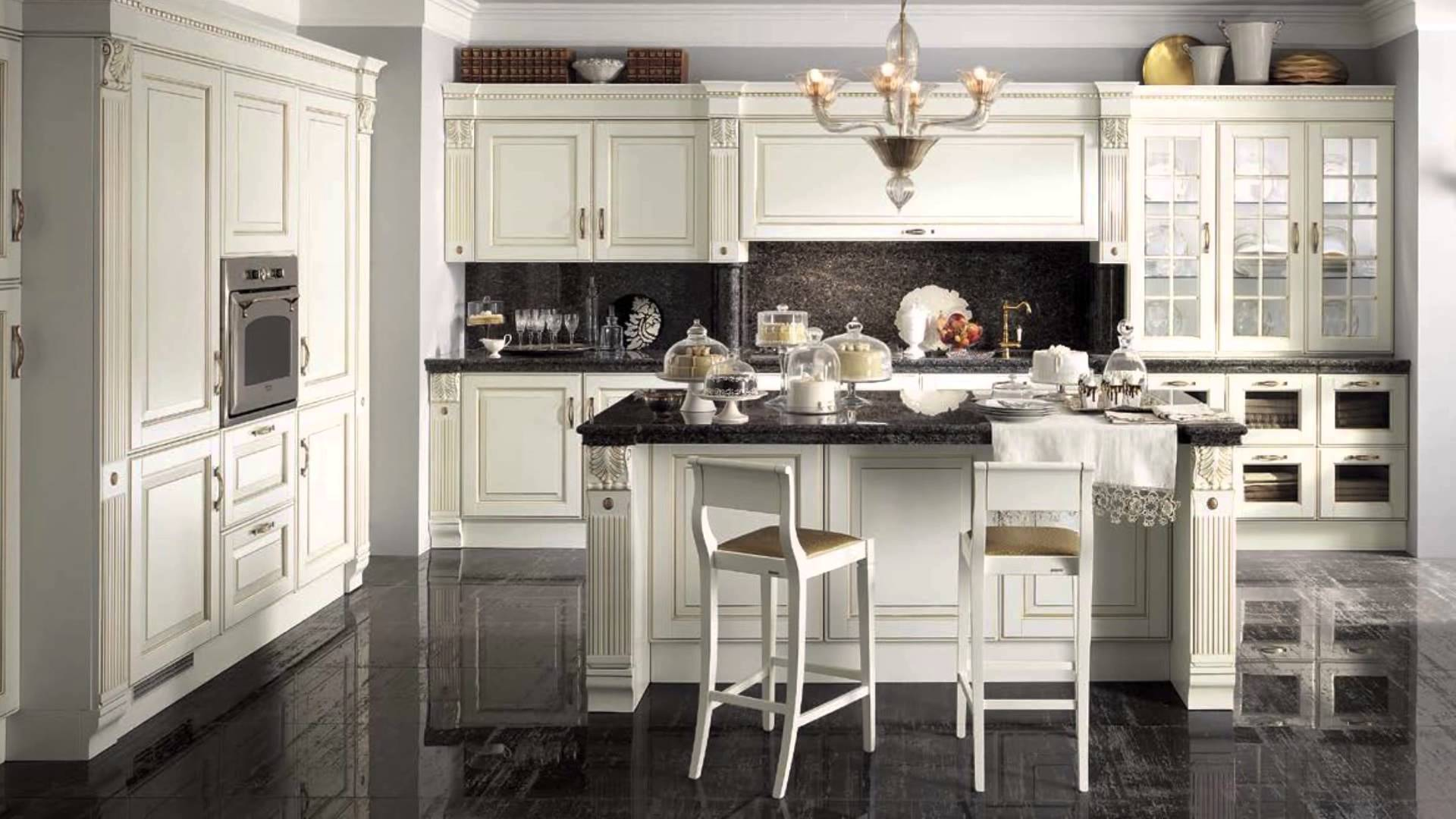 Итальянская мебель для кухни