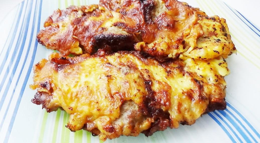 Рецепты отбивных из свинины в кляре
