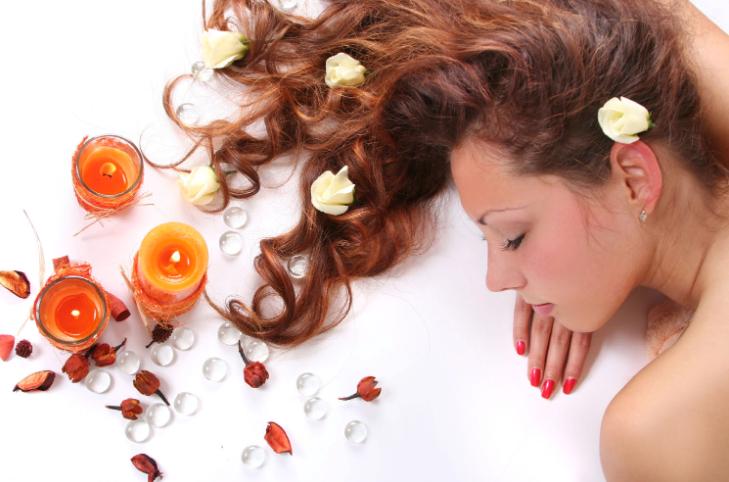 Осенние маски для питания волос и улучшения состояния кожи