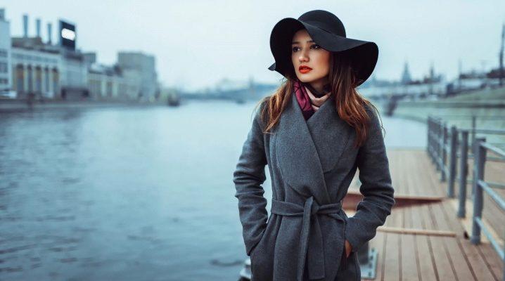 Модные женские пальто осень-зима 2018-2019, фото