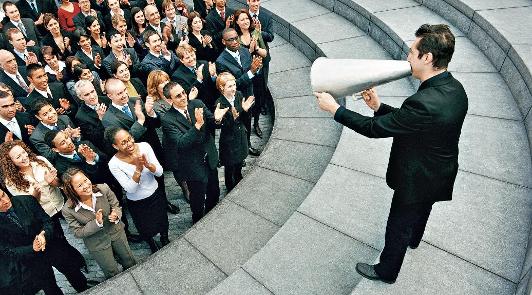 Как научиться красиво говорить и успешно выступать на публике