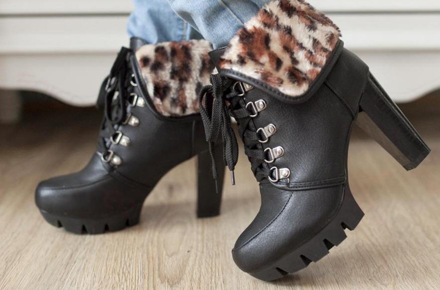 Женская обувь по щиколотку или как выбрать ботильоны?