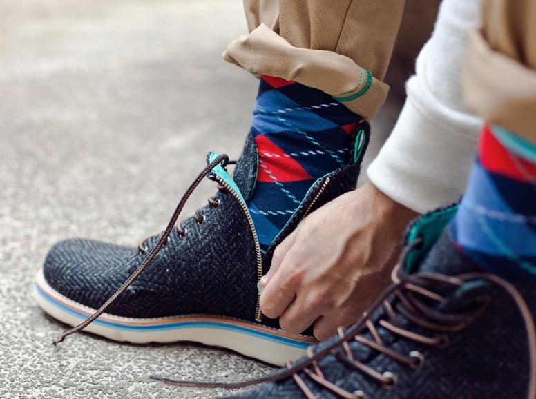 Теплые мужские носки: выбираем правильно!