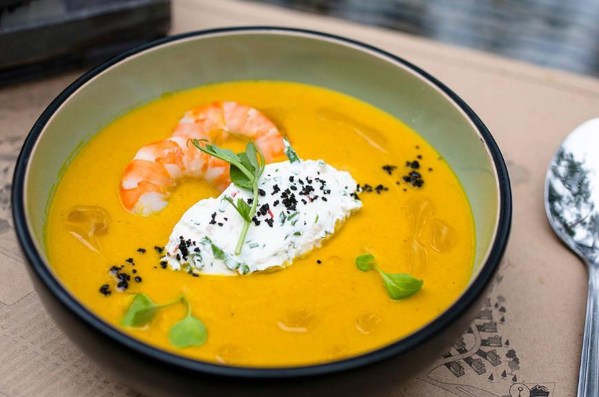 Зимняя коллекция блюд: лучшие рецепты согревающих супов