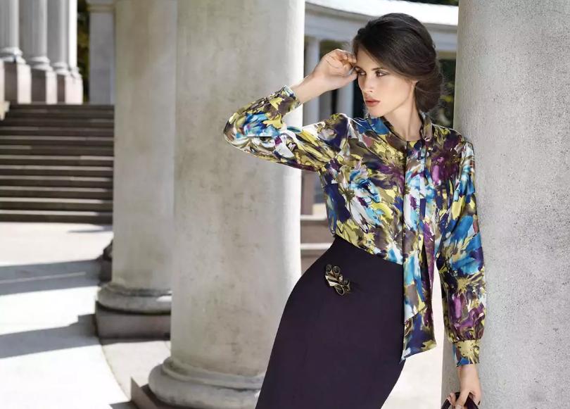 1b93c557ef4 Модные женские блузки с воздушными рукавами в коллекциях сезона весна-лето  2019
