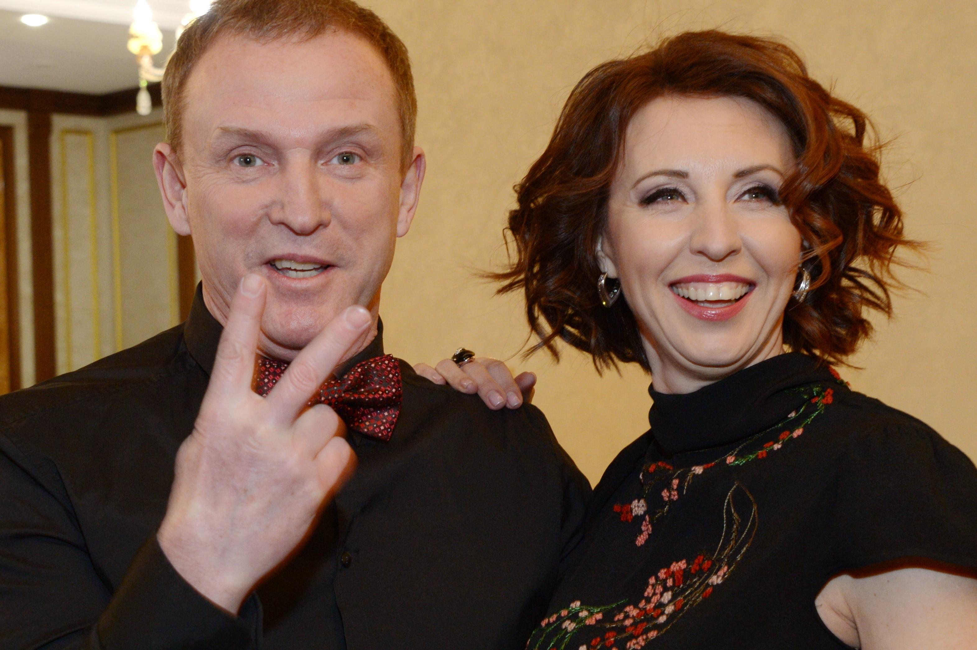 У Виктора Рыбина и Натальи Сенчуковой рак