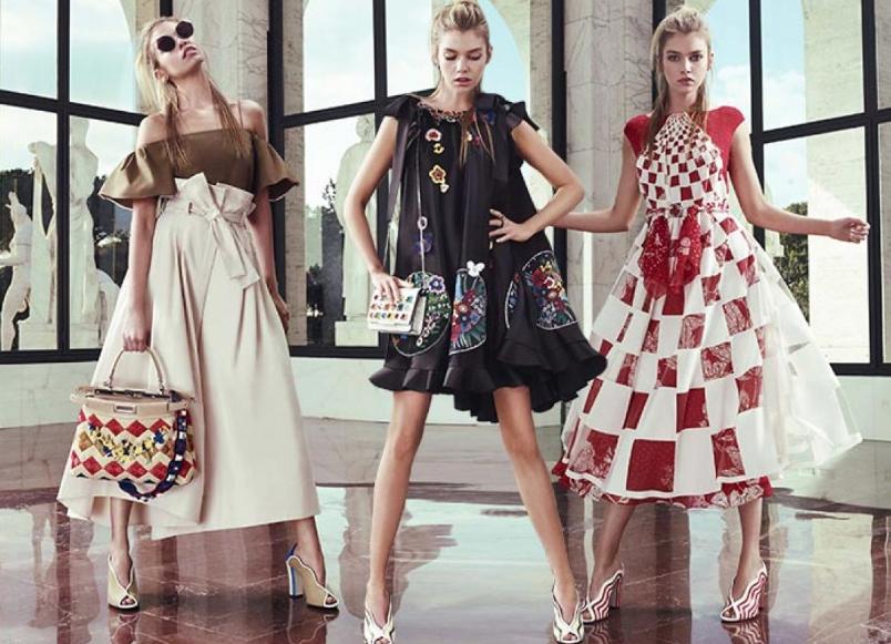 Модные женские платья с асимметрией в сезоне весна-лето 2019, фото