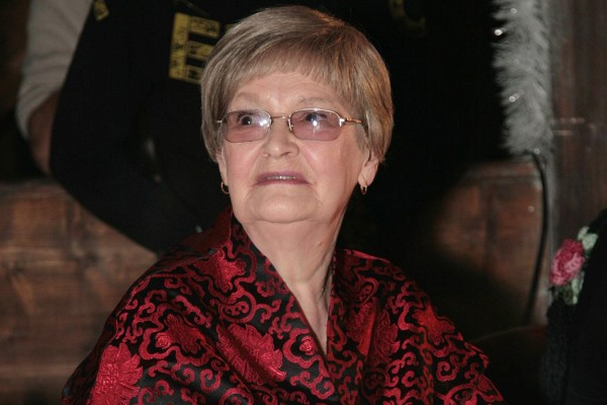 Вдова Леонида Гайдая попала в больницу с подозрением на инсульт