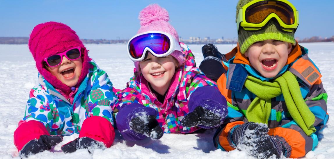 5 вещей, в которые нельзя одевать ребенка зимой