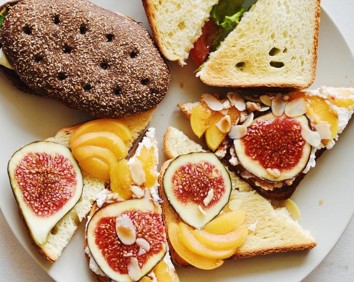 Еда с собой: 3 рецепта приготовления вкусных сэндвичей