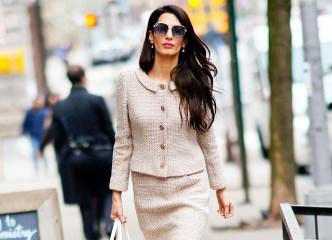 Амаль Клуни очаровала поклонников модными нарядами детей