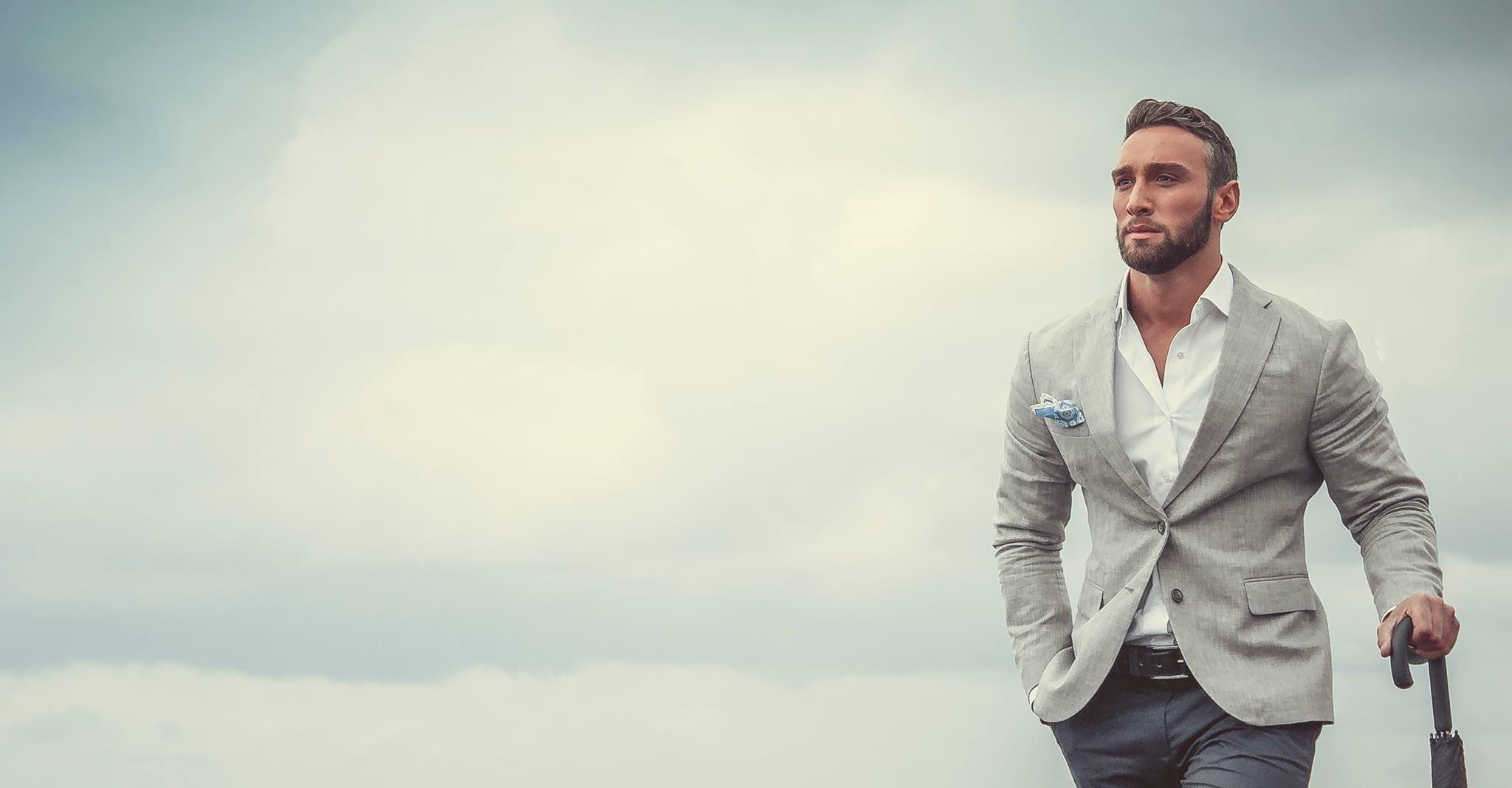 Иракли Макацария вошел в десятку самых стильных мужчин Украины